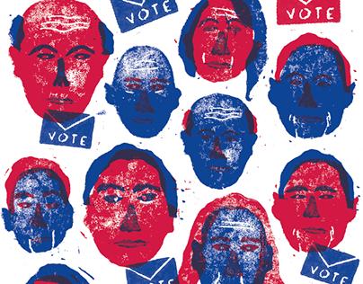 Illustrations politiques