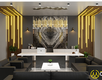 Office Design - Auto Gallery