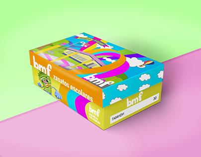 bmf / Packaging Design & Advertising