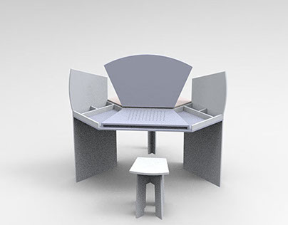 Furniture Design - Table