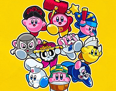 Kirby X México