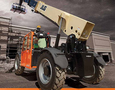 JLG: Global Telehandlers Brochure