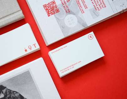 Self Promotion materials