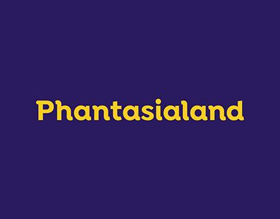 Phantasialand Rebranding