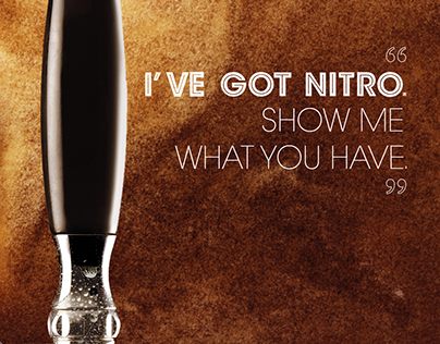 FLIRTING WITH NITRO (Nescafé)