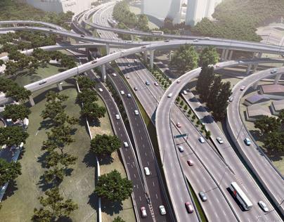 Infrastructure-landscape-hardscape