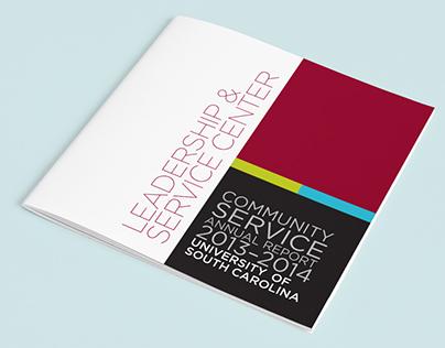 2013-2014 Community Service Annual Report