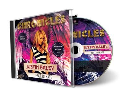 Chronicles CD Album Cover Artwork