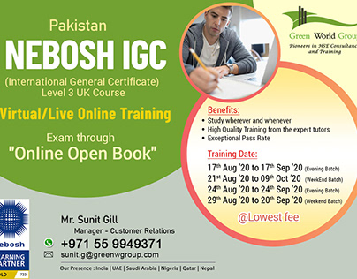 Online Safety Courses in Pakistan