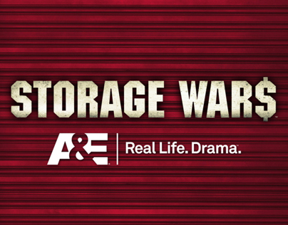 Storage Wars S2 Digital Advertising Campaign