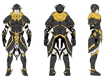 Blueprint Character