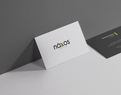náxos | Visual Identity
