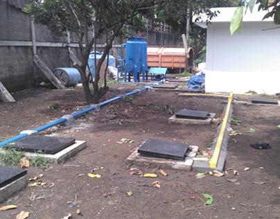 Sewage Treatment Plant Bekasi