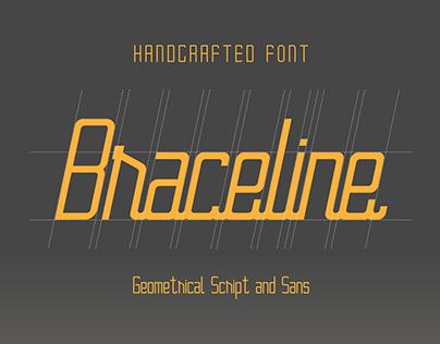 Braceline Font Duo