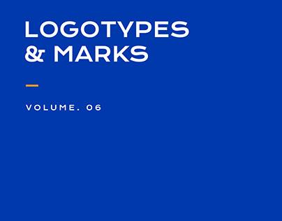 LOGOTYPES & MARKS volume 06