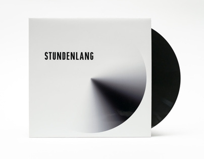 Vinyl Design – STUNDENLANG / FOR HOURS