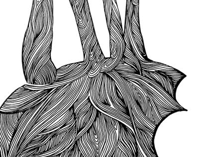 The Beetroots | illustration