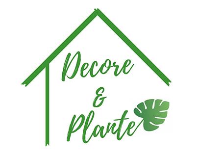 Isotipo - Decore & Plante