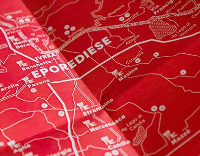 Zona Omogenea Eporediese | Place branding