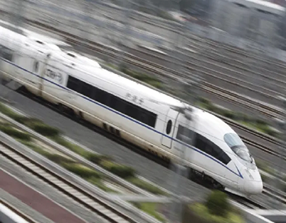 China: Building Fast Trains Fast