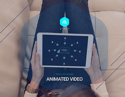 Atrix.io Animated Video