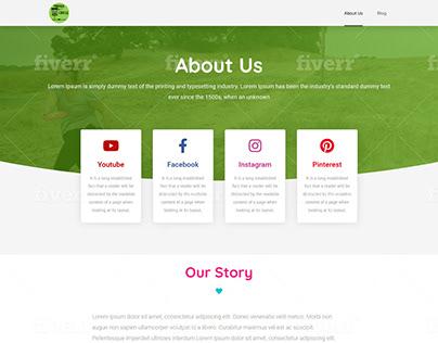 ParkedInCircle About Us Page