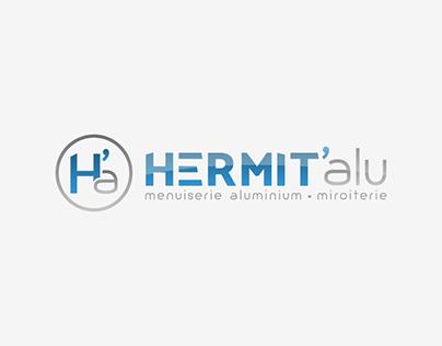 Hermit Alu   Identité visuelle et photographie
