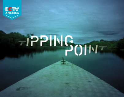 TIPPING POINT // 1HR DOCUMENTARY PROMO & GRAPHICS