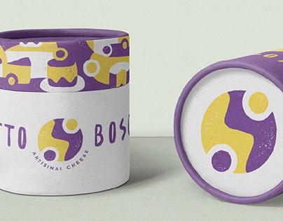 Sottobosco Logo & Brand Identity