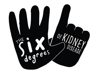 #SixDegreeChallenge