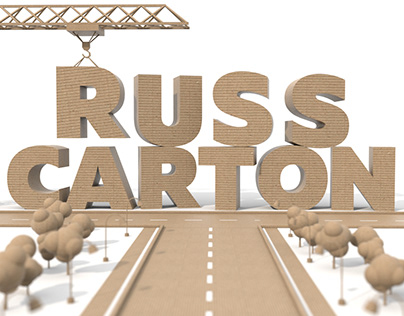 RussCarton 3D animation