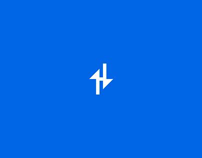 H-GROUP Brand Identity