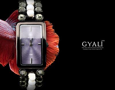 GyalÍ Luxury watch [Betta fish], Jewelry design