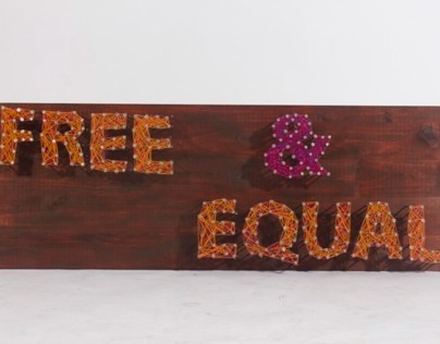 Free & Equal, Human Rights Day 21st March 2013