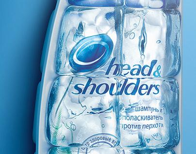 Head&Shoulders. Ice your head