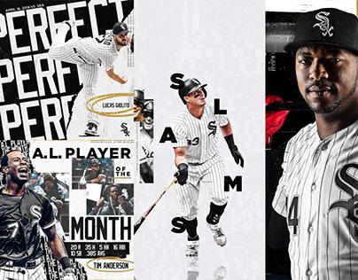 2019 Chicago White Sox Social & Web