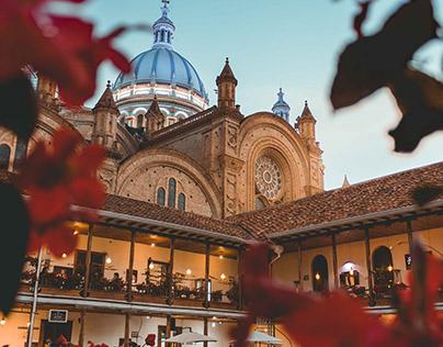 Cuenca Sunset
