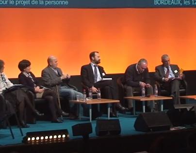 Vidéo Journées SESSAD 2012