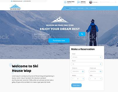 Ski House Swap