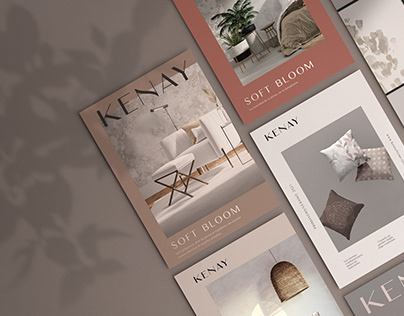 Soft Bloom - Full Decor Collection
