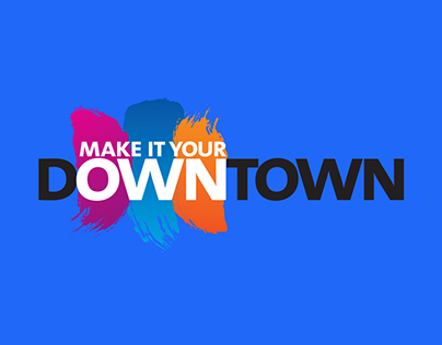 """Downtown Peterborough """"Make It Your Own"""" Campaign"""