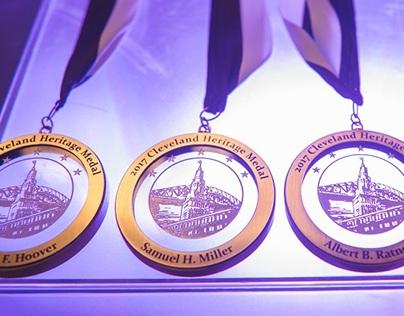 Cleveland Heritage Medal
