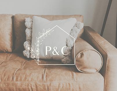 Pretty + Creative - Logo Design