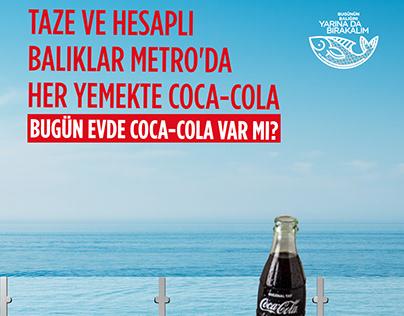 Coca-Cola - Metro