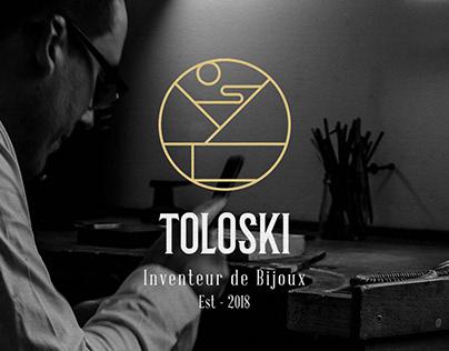 TOLOSKI : Visual Identity