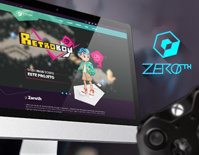 Team Zeroth website.