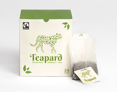 Teapard – Tea Package Design