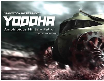 YODDHA - Graduation Thesis 2020