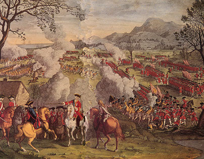 The Jacobite Rebellion and the Battle of Culloden