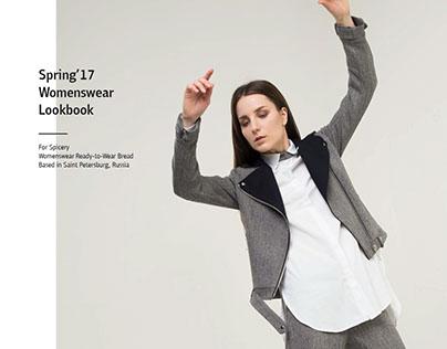 Spring'17 Womenswear Lookbook